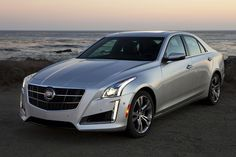 2014 Cadillac CTS Vsport.... oh god what I wouldn't do to get that for Christmas :0