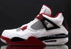 Air Jordan 4 Retro White/Varsity Red Sneaker (New Images + Release Info)