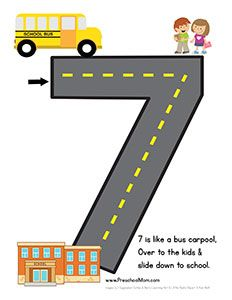 Print and Drive Number Rhymes are perfect for your little tot or preschooler. This set includes numbers 1-10 with a fun transportation theme on each page. For every number, there is a small rhyme for children to learn the proper number formation as they drive their vehicle around the number. These will get tons of …