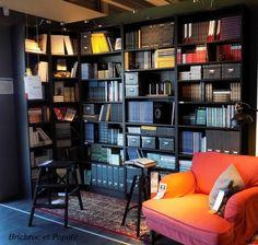 Bibliothèque de rêve IKEA