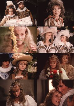 a list of favorite fairytale adaptations:Jak se budí princezny (How to Wake Princesses), Chzechoslovakia/East Germany, 1978 Theatre Costumes, Movie Costumes, Cinderella Movie, Image Collage, Film Making, East Germany, Classic Movies, Movies Showing, Georgian