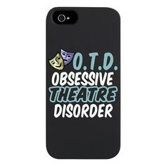 Funny Theatre iPhone 5/5S Snap Case