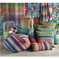 PAILIN Coussin - Missoni Home