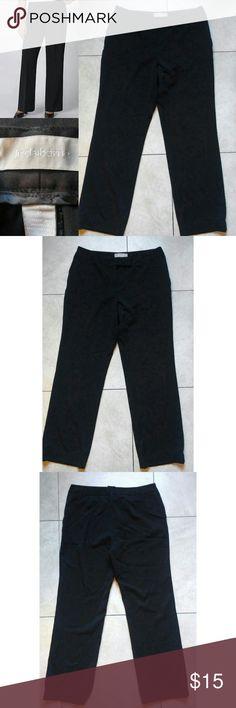 """Liz Claiborne Work Pants Liz Claiborne Black Work Pants Size 10  Inseam: 30""""  Save 10% off 3+ items Liz Claiborne Pants"""