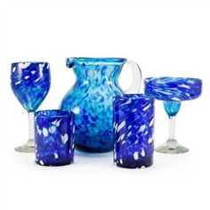 Monterey Recycled Glassware Collection
