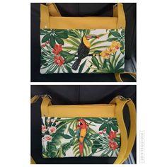 ckjl.creations Nouveau sac pour l'été. Patron CHACHACHA médium de @patrons_sacotin. Tissu et simili de chez @tissusdesursules à Villebon  #diy #madeinfrance #faitmain #handmade #coutureaddict #couture #sacotinaddict #sacotin #chachacha #CHACHACHA