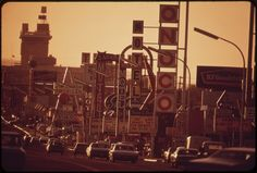 Las Vegas street scene, May 1972 | by The U.S. National Archives