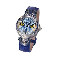 Watch by SICIS Jewels,,this is just the koolest thing.