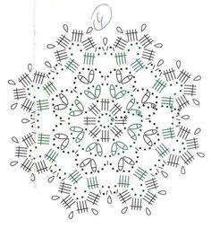 Boże Narodzenie - śnieżynki - Urszula Niziołek - Picasa Web Albums Crochet Snowflake Pattern, Crochet Snowflakes, Crochet Doily Patterns, Crochet Diagram, Crochet Chart, Crochet Squares, Crochet Motif, Crochet Doilies, Crochet Flowers