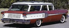 1958 Pontiac Safari Wagon...Re-pin brought to you by agents of #carinsurance at #houseofinsurance in Eugene, Oregon