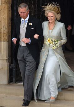 """camillasgirl: """" theroyalsandi: """" HRH Camilla, Duchess of Cornwall… Royal Wedding Gown Spam… """" St. George's Chapel """" Royal Wedding Gowns, Royal Weddings, Wedding Dresses, Charles And Diana, Prince Charles, Reine Victoria, Camilla Duchess Of Cornwall, Princesa Mary, Camilla Parker Bowles"""