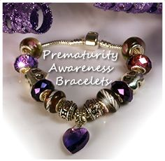 preemie awareness bracelet, i really want one, not only for cr but all preemies