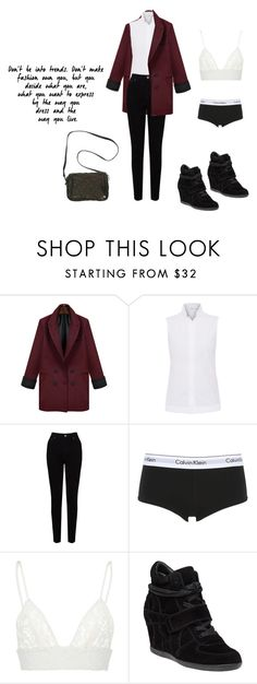 """""""2016-11-15"""" by sweetdreamer13 ❤ liked on Polyvore featuring Lareida, EAST, Calvin Klein Underwear, MSGM, Ash and Billabong"""