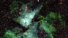 Astronomers in Germany have created an image of our Milky Way galaxy that dwarfs anything else ever attempted
