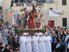 Qormi Good Friday procession, Malta, 2010