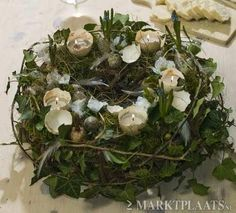 Easter Tablescape | Candle Holder. Wreath