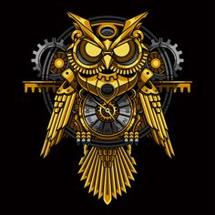 Find owl steampunk illustration and tshirt design stock vectors and royalty free photos in HD. Explore millions of stock photos, images, illustrations, and vectors in the Shutterstock creative collection. Steampunk Illustration, Illustration Vector, Vector Art, Illustrations, Cross Stitch Floss, Cross Stitch Patterns, Caveira Mexicana Tattoo, Arte Steampunk, Steampunk Book