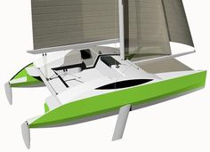 www.ngyachtdesign.com multicoques_voile.php?id=10 Yacht Design, Outdoor Furniture, Outdoor Decor, Sun Lounger, Sailing, Boat, Concept, Home Decor, Veil