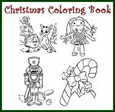 Rudolph and Island of Misfits Toys Christmas Coloring Book ...