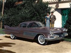 1954 Cadillac El Camino show car