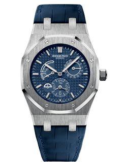 Audemars Piguet Royal Oak Dual Time | TheWatchIndex.com