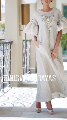 Abaya Fashion, Skirt Fashion, Fashion Dresses, Couture Fashion, Boho Fashion, Mode Abaya, Mode Hijab, Young Adult Fashion, Kebaya Modern Dress