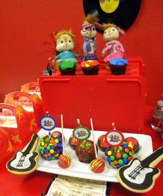 Alvin & the Chipmunks Birthday Party