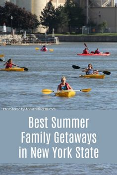 Best Summer Family Getaways in New York State Go Camping, Camping Hacks, Camping Lunches, Family Getaways, Family Vacations, Olympians, Long Weekend, Travel Around The World, Family Travel
