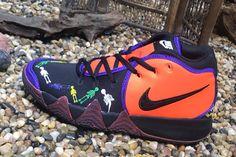 e1babea959d1 Custom Nike Kyrie 4 DOTD