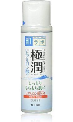 Rohto Hadarabo Gokujun Hyaluronic Lotion Smooth 5.7floz/170m
