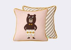 Coussin Ferm living - Ours 34.00�