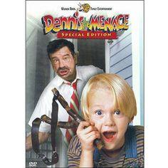 Dennis The Menace... sammys favorite!! We call him Denise! Lol.