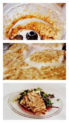Paleo Almond Encrusted Cod