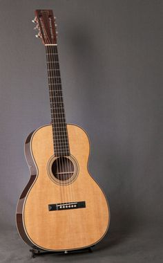 I love my Martin 00-28VS - best sounding accoustic guitar ever.            (to my taste)