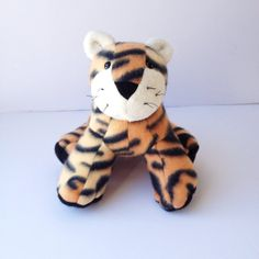 Terrance Tiger Plush  13 by LittleLuckies2 on Etsy, $35.00