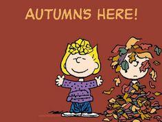 Autumn's here!