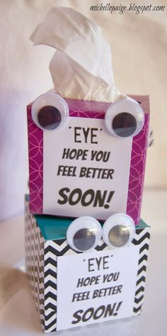 Feel Better Gifts on Pinterest | Sympathy Gifts, Surgery Gift and ...