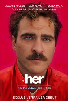 """ See Joaquin Phoenix in the First Trailer for Spike Jonze's 'Her' """