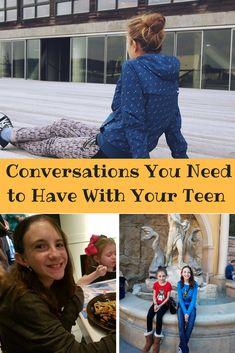 Raising a teenager c
