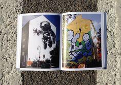 Kai Jakob, street art in Berlin