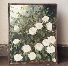 Rose Garden   Melissa Lyons Art