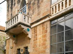 Jerusalem, Israel - Architecture, Baka, Geulim (בקעה), Shimshon Street