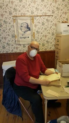 UELAC Dominion Archivist, CARL STYMIEST MARCH 2016