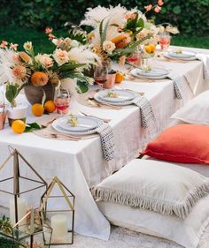 tablescape goals