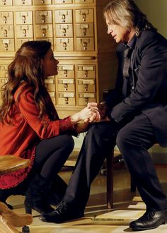 Rumbelle Still Edits - The Bear and the Bow