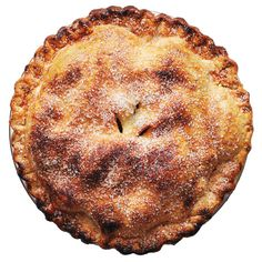 Take apple pie a notch higher with the tantalizing additions of browned butter and vanilla bean. Martha says it's the best apple pie you'll have ever tasted.Watch Martha make Brown-Butter Apple Pie. Just Desserts, Dessert Recipes, Dessert Healthy, Fruit Dessert, Pie Dessert, Best Apple Pie, Thanksgiving Pies, Thanksgiving Decorations, Martha Stewart