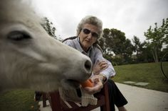 Pets play an increasingly important role at senior living centers across the United States