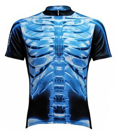 Primal Wear X-Ray Skeleton Cycling Jersey Men's with Sox bike bicycle xray x ray   eBay