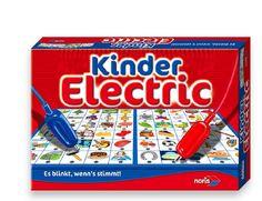 Noris Spiele Kinder Electric   Kinder Lernspiel   Spielzeug Spiel ab 4 Jahresparen25.com , sparen25.de , sparen25.info