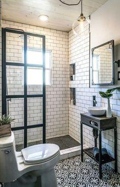 40 Impressive Little Bathroom Decoration Ideas